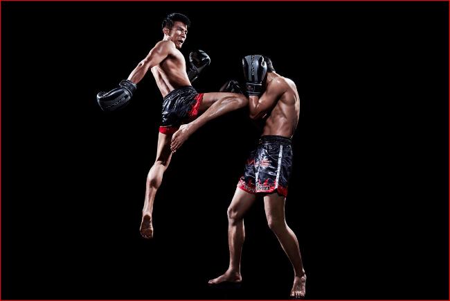 Откуда взялся муай тай, и почему в нем принято бить коленями История, Спорт, Боевые искусства, Тайский бокс, Видео, Длиннопост