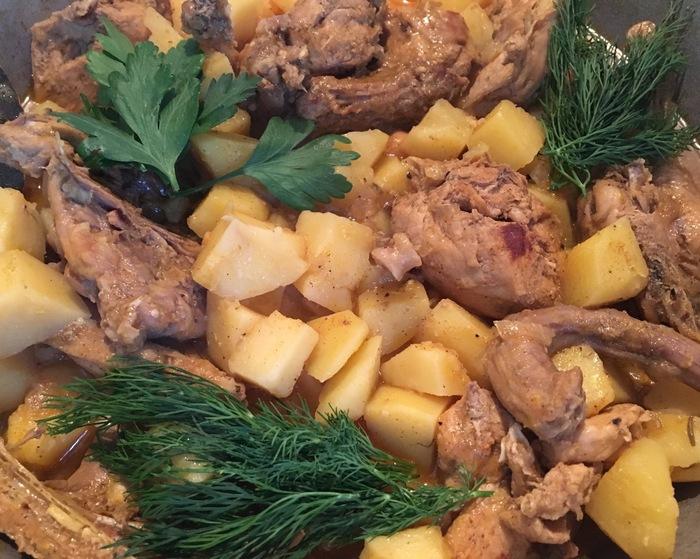 Тушеный фазан с картофелем. Мужская еда. Фазан, Картофель, Мужская еда, Кулинария, Вкусняшки, Длиннопост