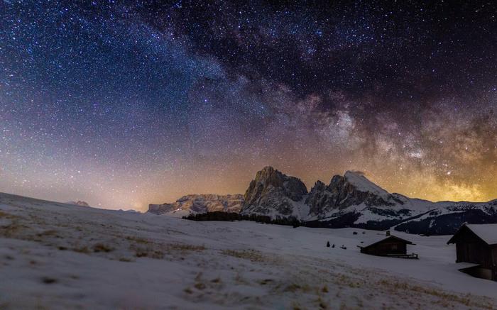 Лучшие фотографии в области астрономии 2017 года Астрономия, Космос, фотография, Конкурс, Галактика, Вселенная, длиннопост