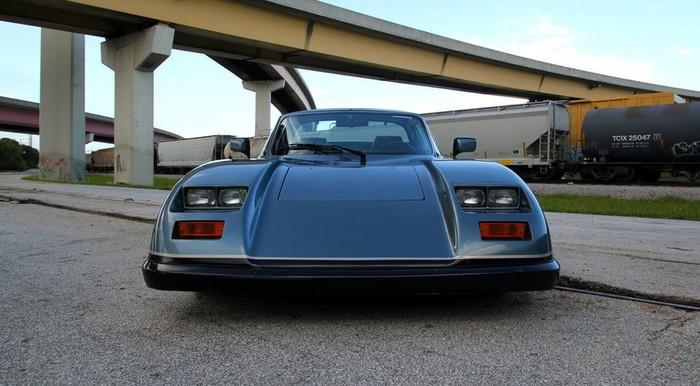 Автомобили #35. Mosler Consulier GTP США, Спорткар, Автопром, Авто, Суперкар, Машина, Длиннопост