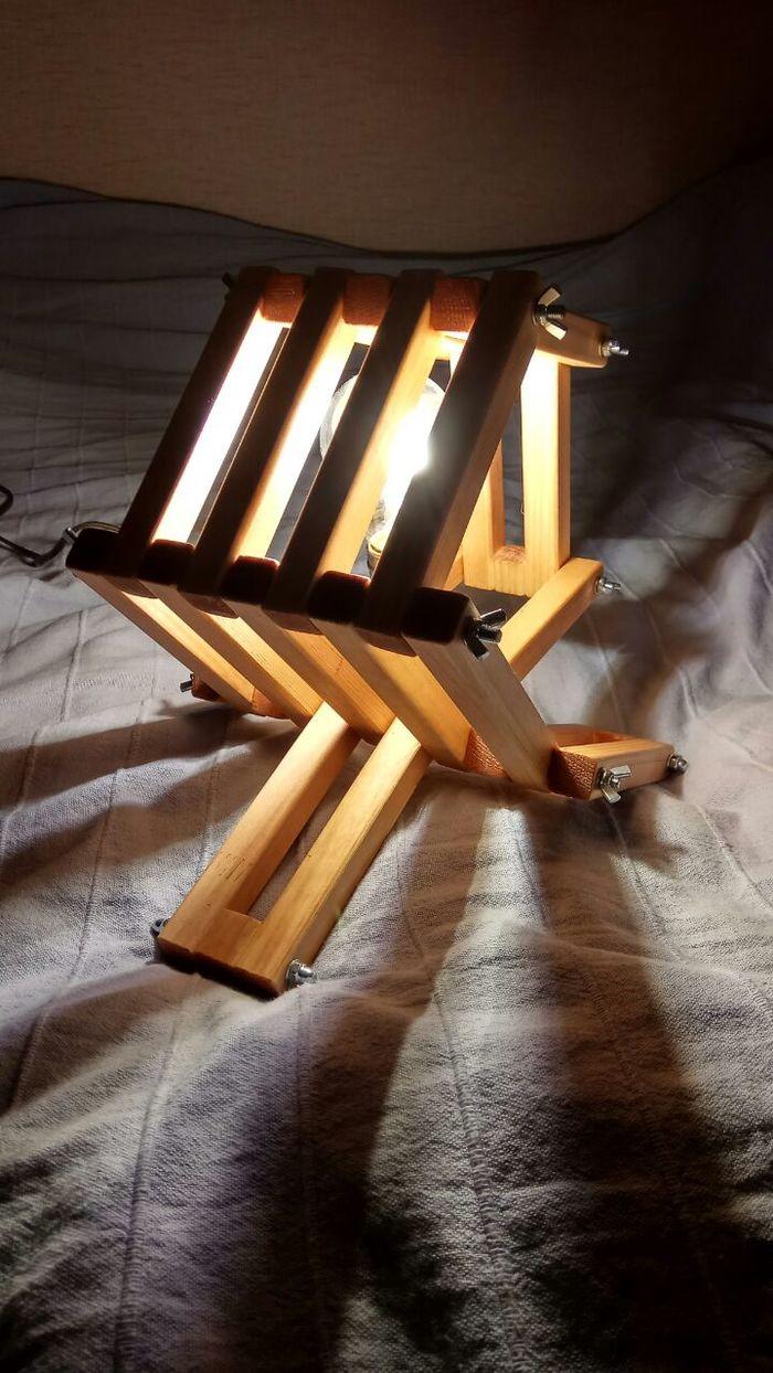 Изготовление лампы «Дракон» Лампа, Работа с деревом, Diy lamp, Длиннопост