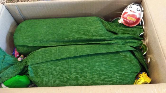 Подарок от дедушки из Биробиджана Обмен подарками, Биробиджан, Санкт-Петербург, Тайный Санта, Китайская кухня, Длиннопост