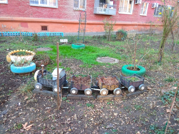 Народное творчество Народное творчество, Ландшафтный дизайн, Придомовая территория, Краснодар