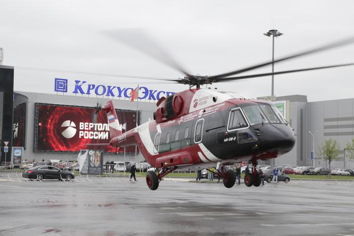 Серийное производство пяти средних Ми-38 запущено в Казани Вертолет, Вертолеты России, Ми-38, Новости, Из сети, Авиация, Видео, Длиннопост