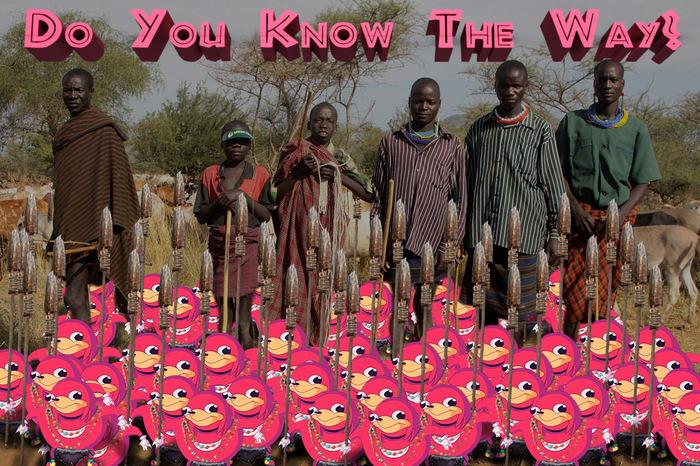 Do you know de way: как угандийские наклзы оккупировали виртуальную реальность. Мемы, Угандийский Наклз, Dtf, Длиннопост, Не мое, Виртуальная реальность, Vrchat, Видео