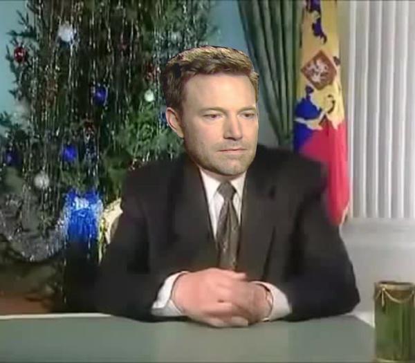 Бэн ЕБН Ельцин, Бэн афлек, Афлек