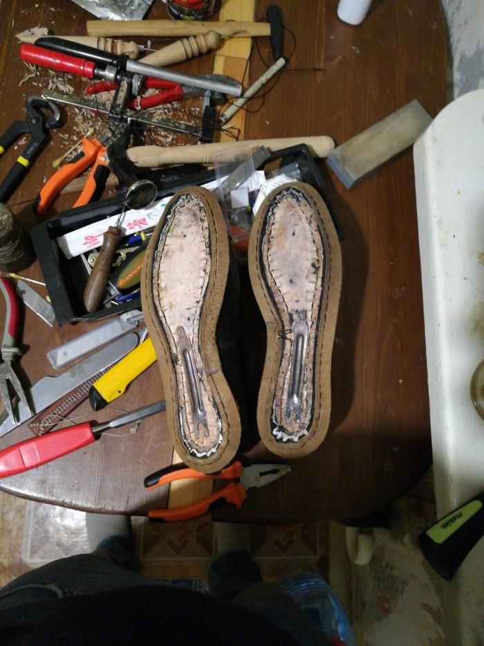 Полуботинки ручной работы. Первая самостоятельная пара. обувь, мужская обувь, Ремесло, индивидуальный пошив обуви, кожа, оксфорды, длиннопост