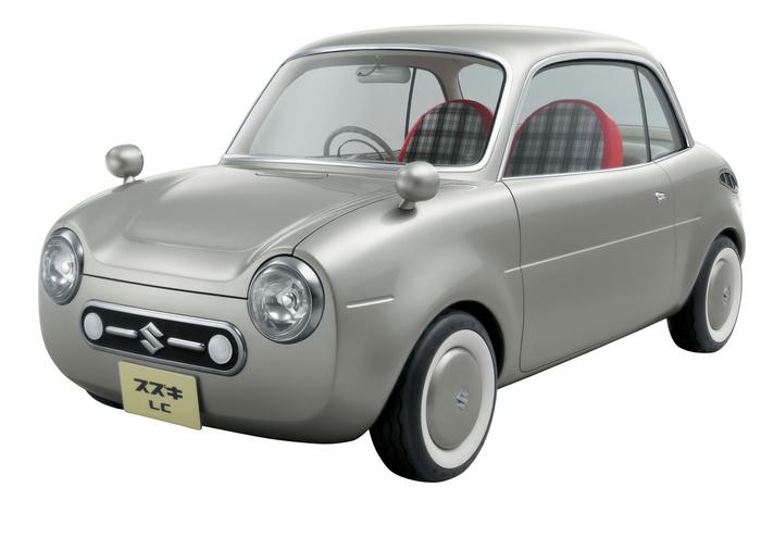 Автомобили #39. Suzuki LC Авто, Suzuki, Япония, Машина, Ретроавтомобиль, Автопром, Длиннопост