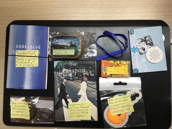 Тайная снегурочка :) из Днепра Украины Тайный Санта, Обмен подарками, Днепр, Казань