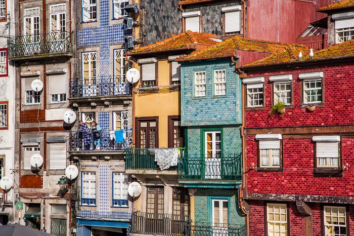 Краски города Порту. Фотография, Длиннопост, Canon 5D, Фотограф, Португалия, Порту