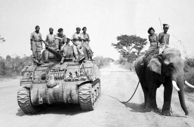Индия во второй мировой войне Индия, Вторая мировая война, Длиннопост