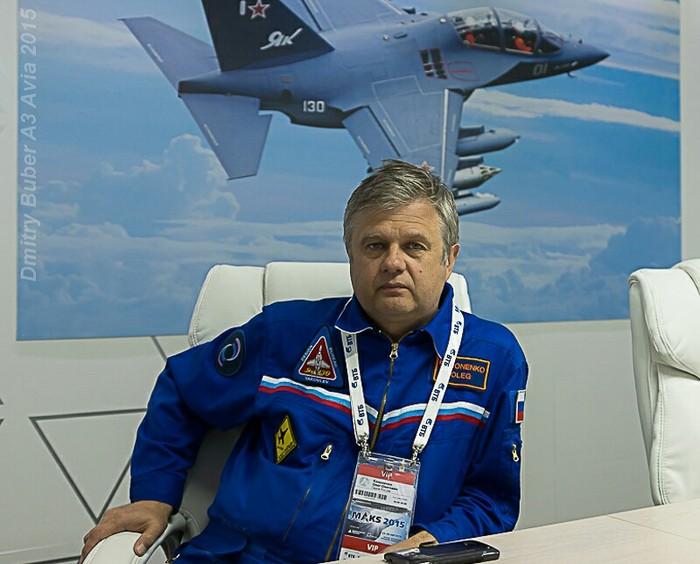 Олег Олегович Кононенко, с Днём рождения! Иркут, Мс-21