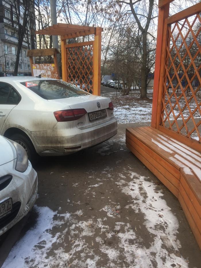 Мастер парковки Неправильная парковка, Урод, Яжмать, Длиннопост