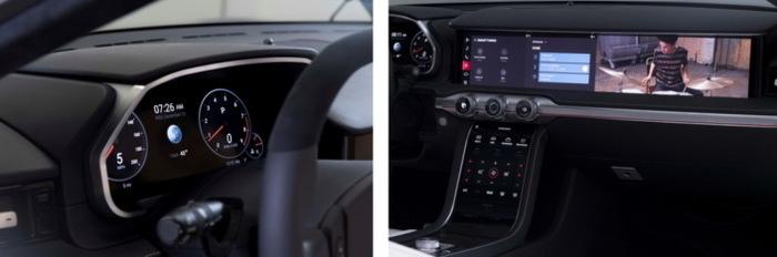 Samsung и Harman представили концепт цифровой панели управления автомобилем Прототип, Концепт, Samsung, Harman, Авто, Пульт управления, Видео, Длиннопост
