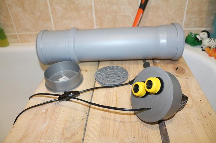 Внешний аквариумный фильтр своими руками аквариум, своими руками, аквариумистика, хобби, handmade, длиннопост
