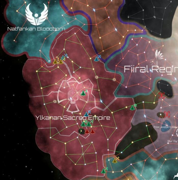 Stellaris 2.0 Stellaris, Стратегия, Длиннопост