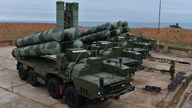 В Севастополе развернули дивизион С-400 Крым, ЗРК, с-400, Севастополь, Длиннопост