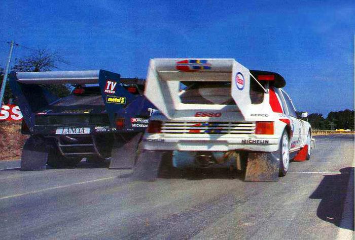 Угоны XX века. Потерянная легенда… Drive2, Ралли, Автоистория, Peugeot, Rally group b, Peugeot 205 turbo 16, Длиннопост