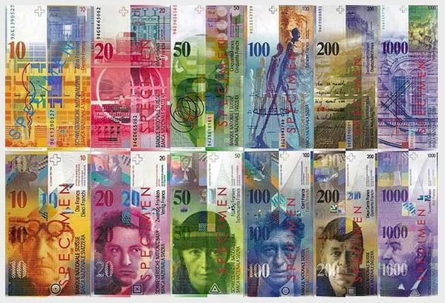 Новые швейцарские банкноты Швейцария, Деньги, Что то новое, Дизайн, Длиннопост
