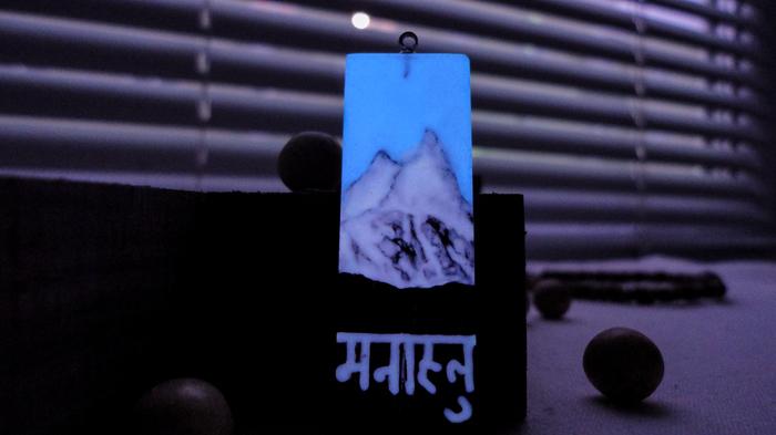 Манаслу Горы, Манаслу, Непал, Гималаи, Светящиеся амулеты, Люминофор, Свечение, Резьба по дереву, Длиннопост