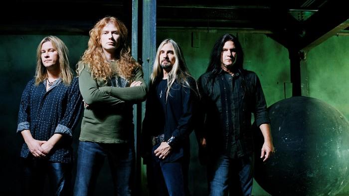 35 лет группе Megadeth. Рок, Megadeth, 35 лет, Видео, Длиннопост