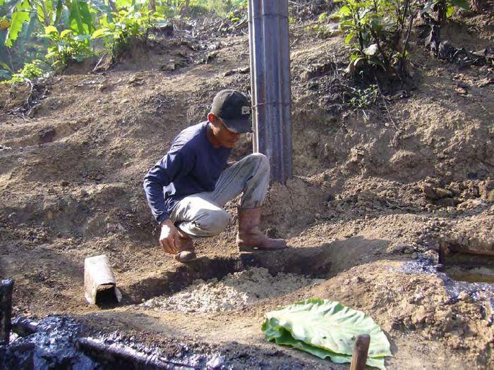 Яванская нефть. Переработка Ява, Индонезия, нефть, Нефтепереработка, длиннопост