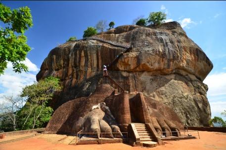 Львиная скала. Природа, Шри-Ланка, Скалы, Красота, Длиннопост
