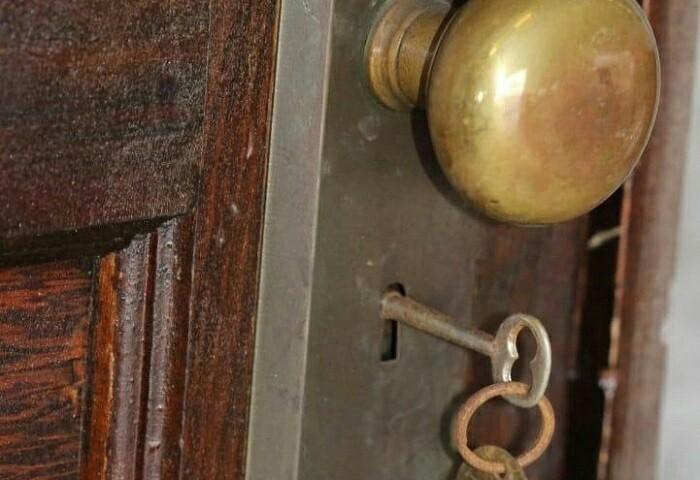 Тайна длиной в 70 лет: квартира, которую не открывали с 1939 года Тайна раскрыта, Франция, Живопись, Длиннопост