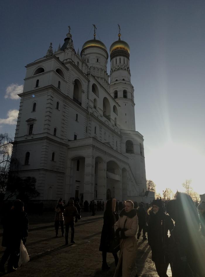 Златоглавая Москва, Столица, Кремль, Красота, Росс, Длиннопост