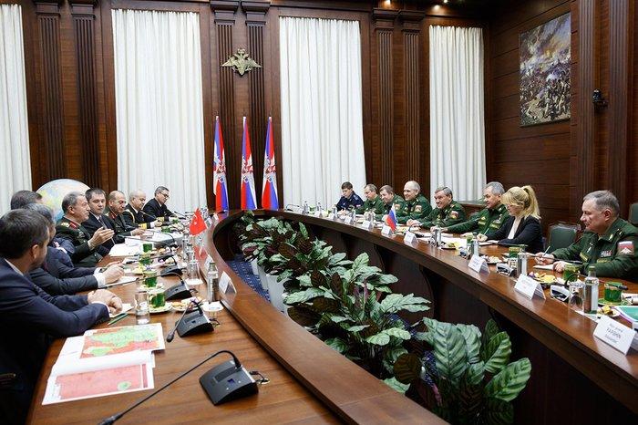 Переговоры РФ и Турции по Африну Россия, Турция, Политика, Переговоры, Длиннопост