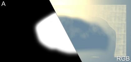 Пятничное мое: рендеринг облаков на мобильных. Unity, Asset store, Облака, Рендер, Гифка, Видео, Длиннопост