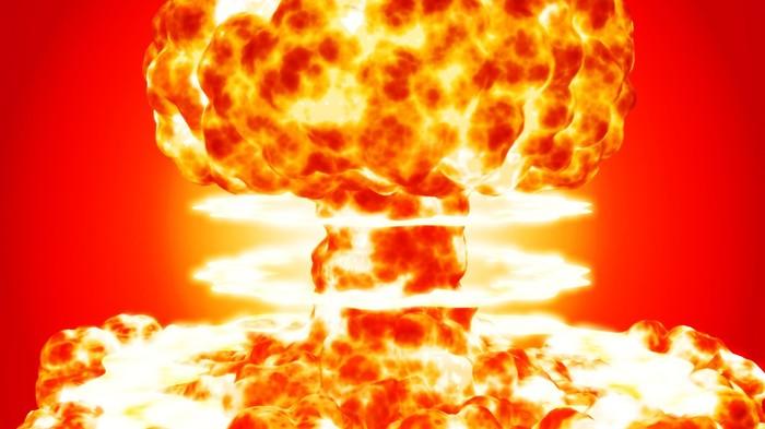 Пессимистично-оптимистичные расчеты ядерного удара по Гавайям Ядерный взрыв, Война