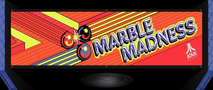 MARBLE MADNESS Игры, Naughty dog, Atari, История, 1984, Длиннопост, Аркада