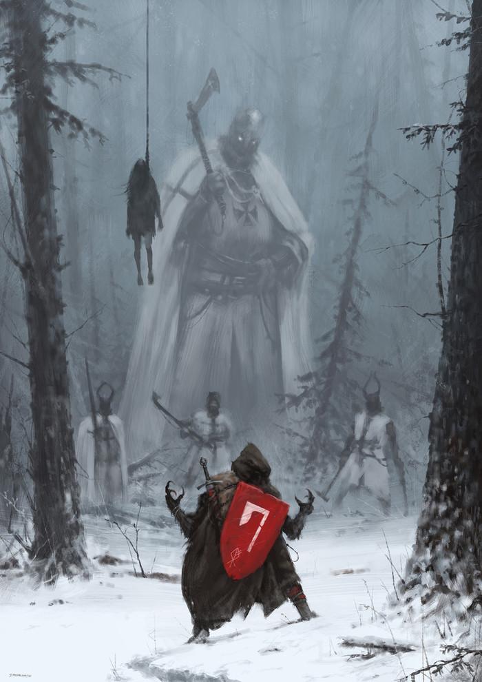 Когда внешне ты рыцарь, а внутри - жестокая тварь
