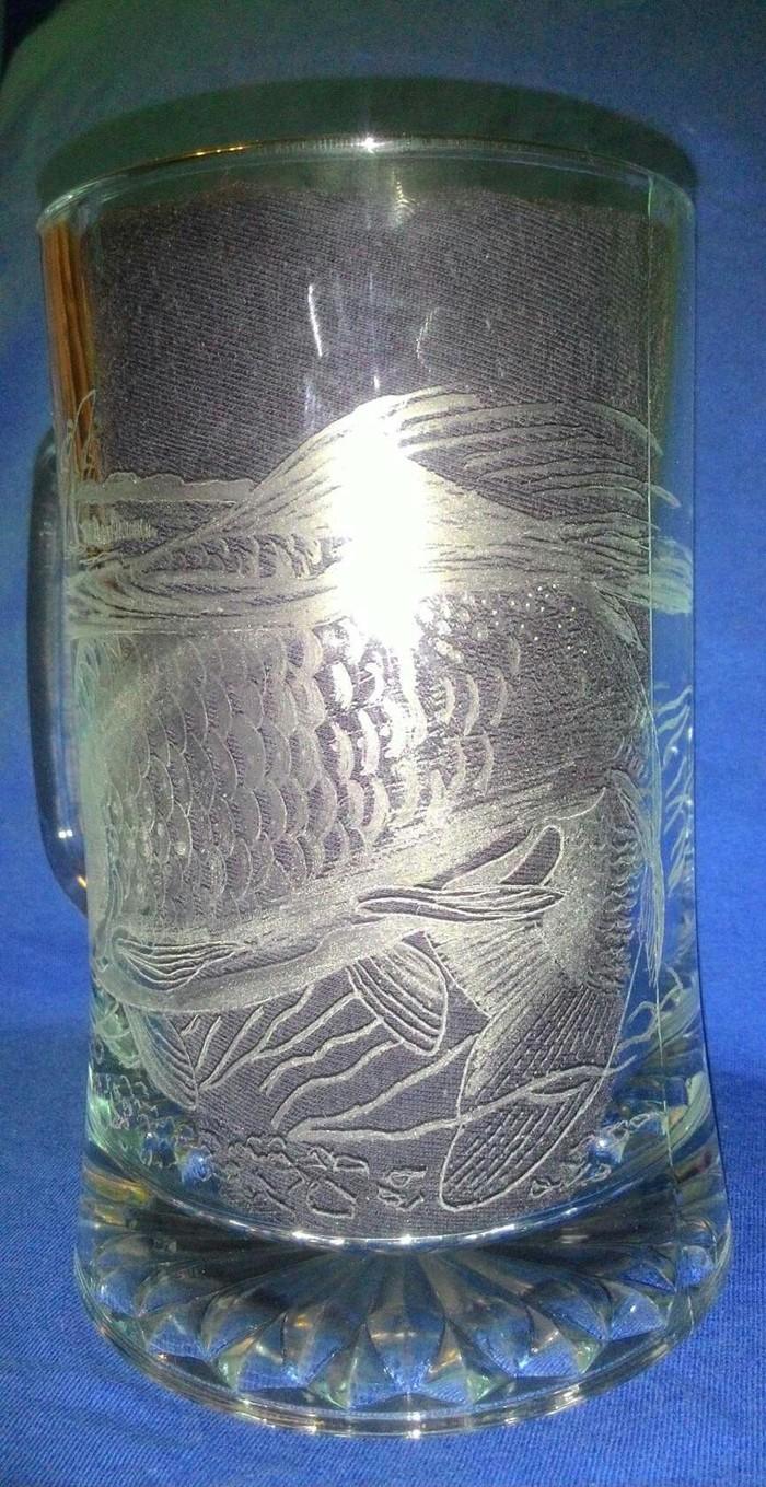 Гравировка по стеклу#3 Ручная гравировка, Гравировка по стеклу, Рукоделие без процесса, Длиннопост