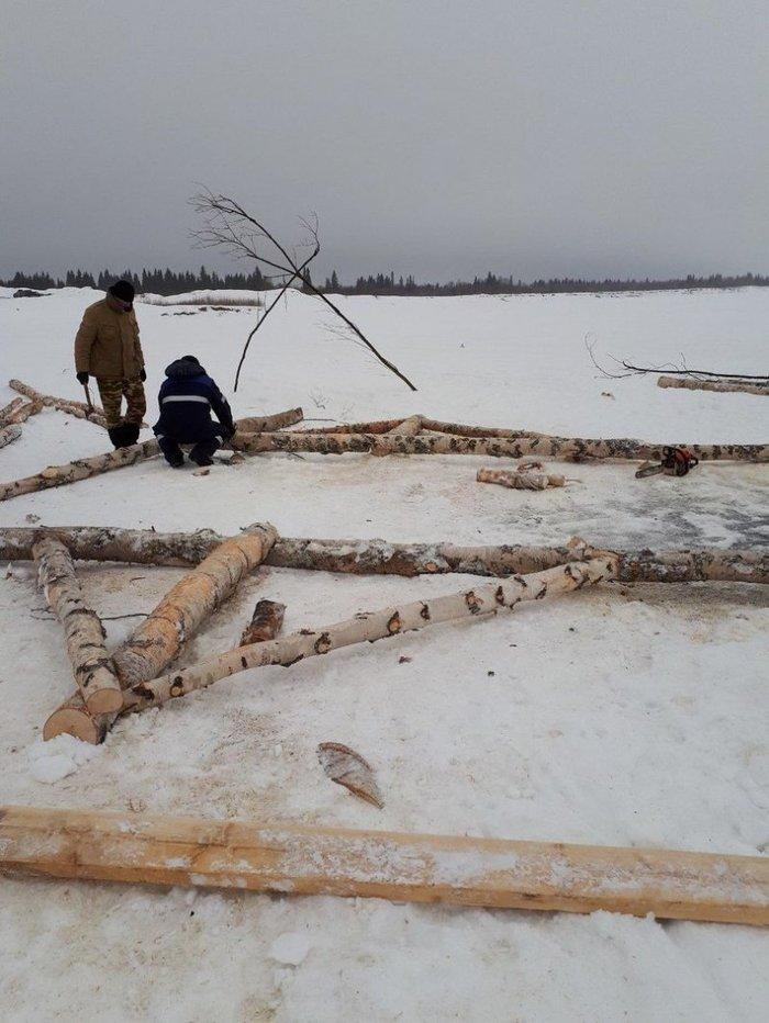 Оленеводы крайнего севера выходной хуйней
