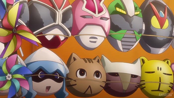 Небольшая пасхалка Аниме, Скриншот, Jitsu wa watashi wa