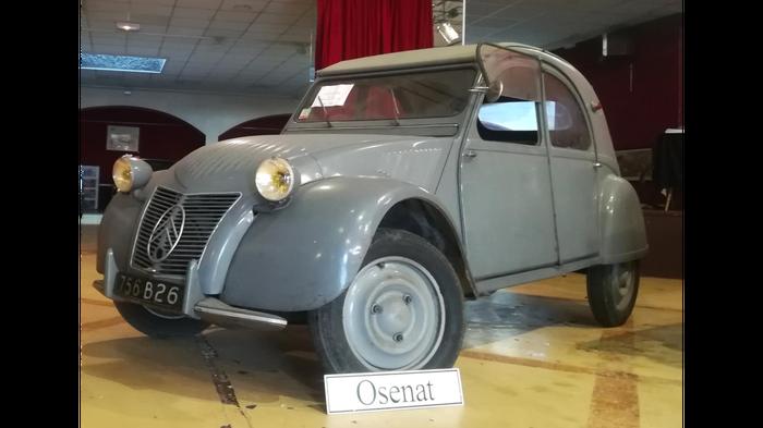 68-летнего «гадкого утенка» продали за 5 миллионов рублей Citroen 2CV, Citroen, Длиннопост
