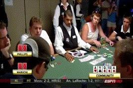 Вероятность 1:27 млрд. Покер, Вероятность, Гифка