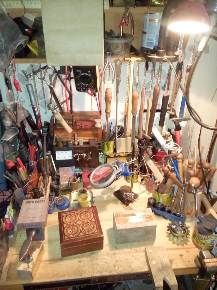 Инструменты Инструменты, Хобби, Длиннопост