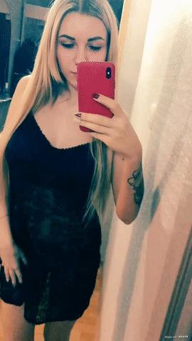 Jaylee Kryss Jaylee Kryss, Гифка, Эротика, Сиськи, Клубничка, Красивая девушка, Reddit