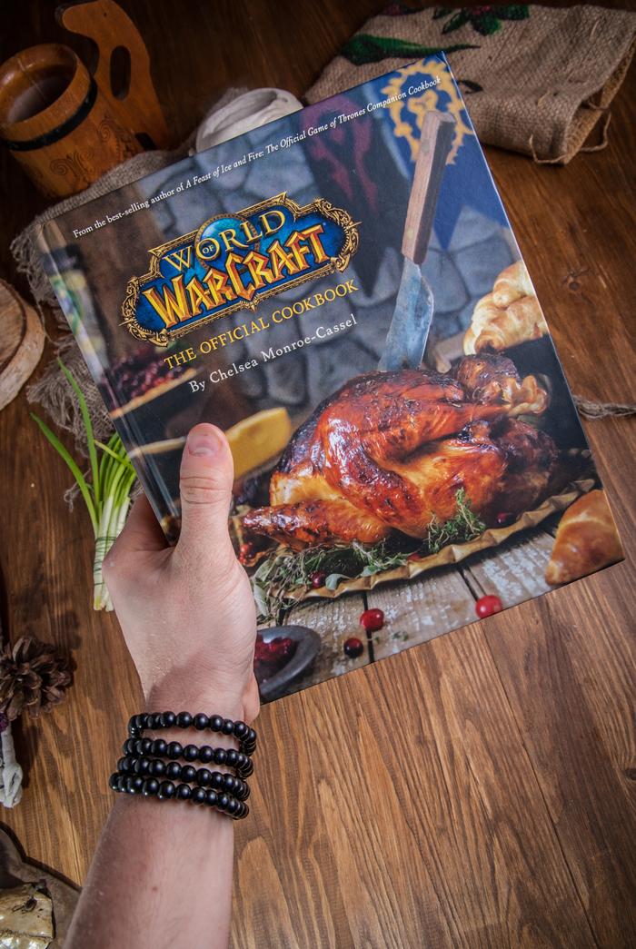 Суп из дичи с женьшенем. Wildfowl Ginseng Soup. Вселенная:  World of Warcraft Литературная кухня, Из Одессы с морковью, Кулинария, Рецепт, Еда, Фотография, WOW, Длиннопост