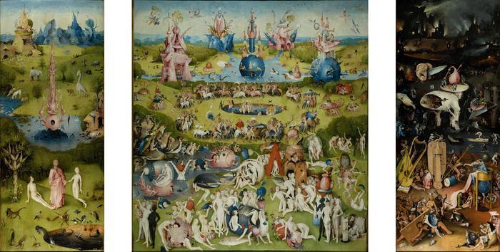 Коллекционные фигурки по мотивам картин Иеронима Босха. Часть 1. Коллекционные фигурки, Босх, Длиннопост