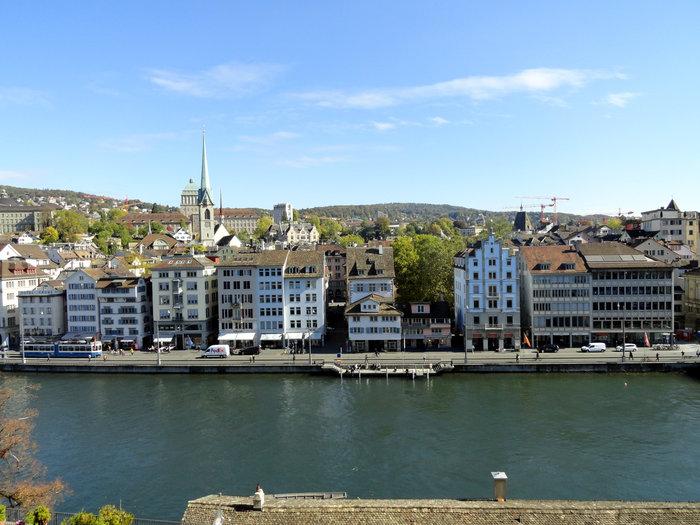 Кратко о Цюрихе Фотография, Швейцария, Цюрих, Путешествия, Городские пейзажи, Длиннопост, Моё