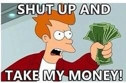 Как я с 2000 й купюрой мыкался. ... Деньги, История, Длиннопост, Жизнь, Сбербанк, Купюра
