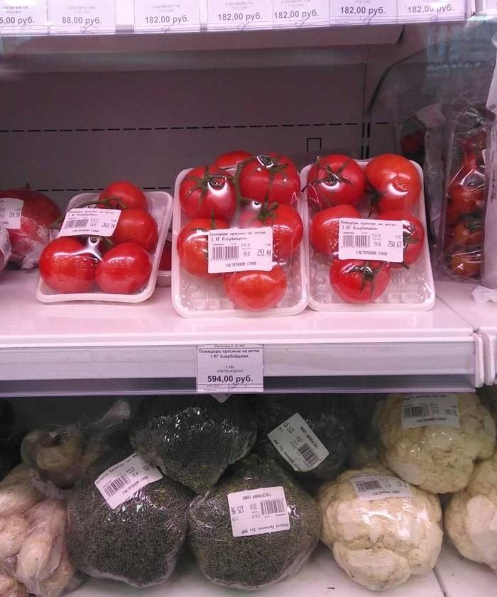 Цены на Камчатке Ценник, Любовь прошла-завяли помидоры, Огурцы-Молодцы, Длиннопост