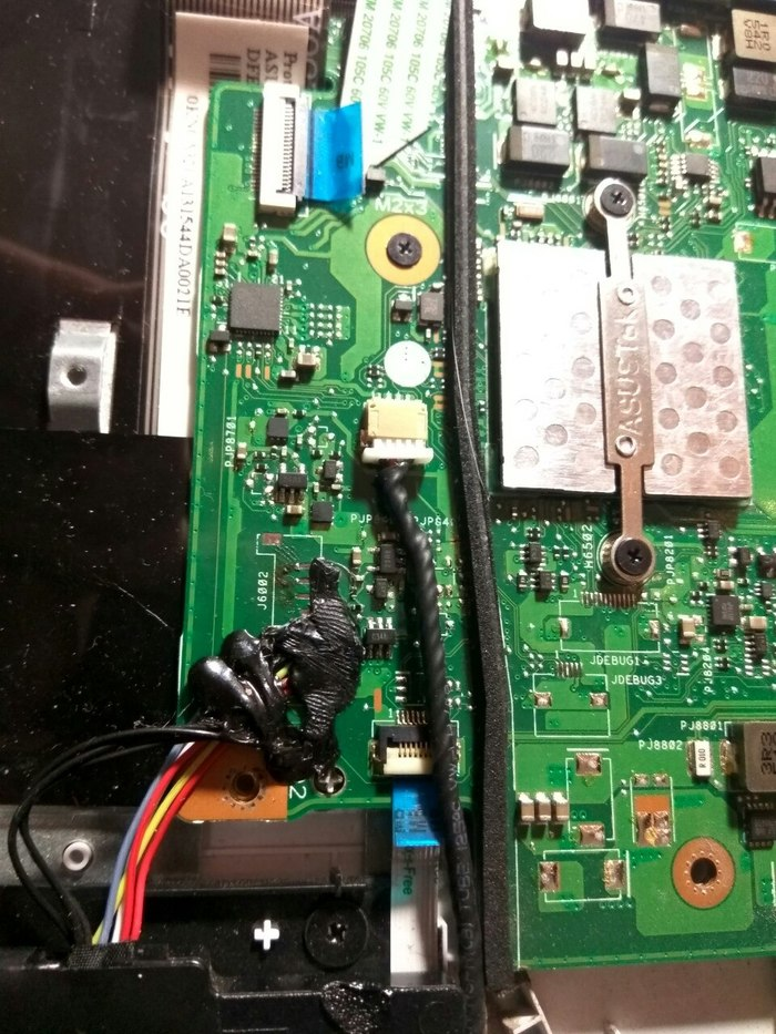 Помощь в ремонте Asus e502m ремонт ноутбуков, Батарейка, проблема, длиннопост, длиннотекст, ASUS