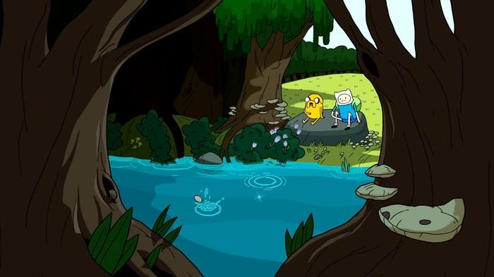 Моменты Adventure Time #5 Adventure time, Финн и джейк, Длиннопост