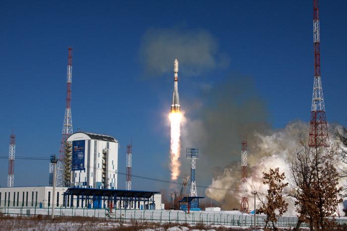 Не только SpaceX! Роскосмос, Союз-2-1а, Канопус, Космос, Старт
