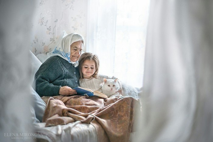 Бабушкины рассказы